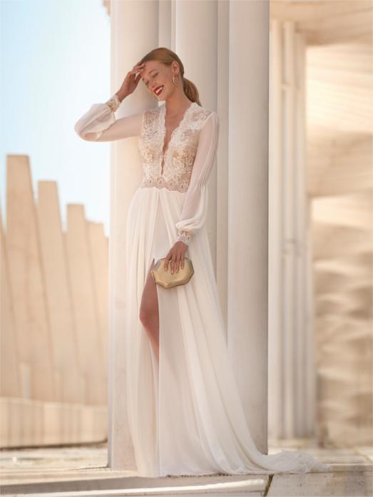 tiendas vestidos de novia, fiesta y trajes de madrina | manu garcia
